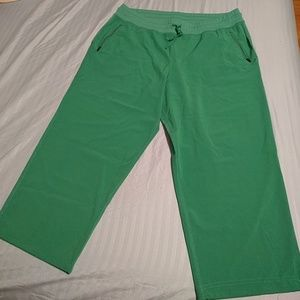 Green Fabletics Pants